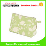 GroßhandelsCustom Square Canvas Cosmetic Travel Bags für Toiletry