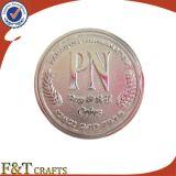 Монетки возможности металла выдвиженческого пожалования спорта изготовленный на заказ (FTCN8601J)