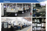 CNC que faz à máquina as peças de alumínio feitas sob encomenda