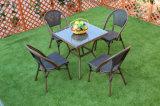 Meubles extérieurs de patio de présidence de patio de maille de Tableau de patio de maille