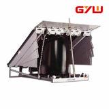 Plate-forme de charge pour l'entreposage au froid/porte en acier