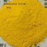 Пластмасса и используемое резиной P.Y. 12 желтого цвета бензидина