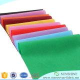 Tecido não tecido Spunbonded para produção de sacos