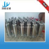 Filtro del enrollamiento del alambre con el elemento filtrante