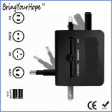 Universele AC Power Adapter met Dual USB Charger (xh-uc-026)