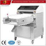 Machine chaude de découpage de poissons de machine de découpage en tranches de poissons de trancheuse de poissons de vente