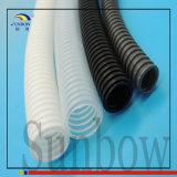 Sunbow schwarze flexible gewölbte Rohr-Rohr-Schlauch-Plastikrohrleitung