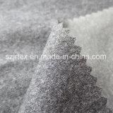 100% tessuto lavorato a maglia cotone con TPU per il tessuto dell'indumento