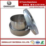 陶磁器の抵抗器のための安定した抵抗Nicr60/15ワイヤーNi60cr15によってアニールされる合金