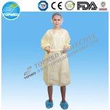 Medizinisches Kleid-/Surgical-Kleid Islation Wegwerfkleid