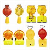 소통량 도로 Safety&#160를 위한 태양 강화된 경고 램프 빛; 세륨으로
