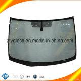 Auto vidro laminado parte dianteira do pára-brisa do vidro de Zty
