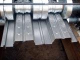 600mm wirkungsvolle Fußboden-Plattform-Rolle der Breiten-8-12m/Min, die Maschine bildet