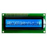 16X1 특성 LCD 디스플레이 파란 5V 옥수수 속 LCD