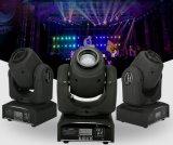 Luz principal móvil ligera principal móvil del punto del Gobo del poder más elevado 60W LED con White+7gobos para el partido de Entertaiment del estudio