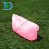 膨脹可能な空気不精なソファーのスリープの状態であるラウンジ袋