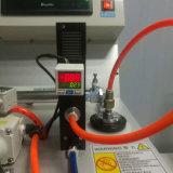 Gerades PU-pneumatisches Luft-Schlauch-/Wetterlutte-/der Luftröhren-10*6.5 Hochdruckschwarzes