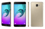 """2016熱い販売のSmartphone元のSamsang Galexy A3の(2016年の) A310クォードコア人間の特徴をもつOS 4.7 """" 16GB ROM 4G 13MPのカメラの携帯電話"""