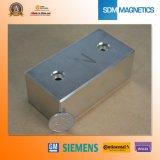 고품질 N45m 네오디뮴 구획 자석