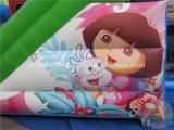 Camera rimbalzante gonfiabile popolare di Dora/trasparenza combinata gonfiabile