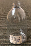 270ml опорожняют пластичные серии Бутылк-Цилиндра мытья руки (ZY01-B094)