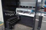 Hreger Marke CNC-Presse-Bremse mit Delem System Controler