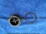 Tampão plástico da injeção da alta qualidade com o fabricante feito sob encomenda do OEM do anel