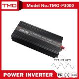 fora do inversor puro 12V 220V 2000W da potência de onda do seno da grade