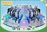 Diversión Equipo para adultos Rotary Ride Fiberglass Flying Saucer Máquina de juego
