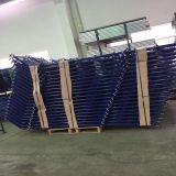 Scale dell'impalcatura con polvere blu ricoperta per l'armatura del blocco per grafici