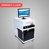 Machine de gravure en cristal de laser de la sous-surface 3D de qualité européenne 2D