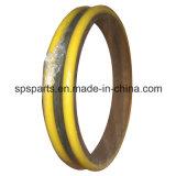 オイルシールのグループか浮かぶか、またはデュオの円錐形の金属の表面ドリフトのリングまたはガスケット