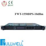 Transmisor óptico compatible de Huawei 1550nm CATV con el AGC