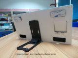 """7 """" LCD OTGのビデオパンフレットのカードは自動コピーのホールダーできる"""