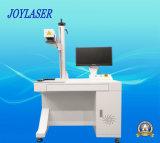 Grabador del laser, etiqueta de plástico de la máquina/laser de la marca del laser de la fibra