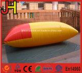 Gota inflável da catapulta da água do salto inflável da gota da água