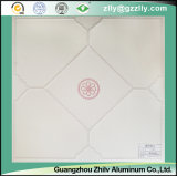 El techo de aluminio de la sensación de lujo y simple embaldosa el panel del compuesto del &Aluminum
