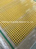 Mini grille de maille, FRP, pour des plates-formes, des passages couverts, le plancher et des couvertures
