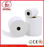 L'usine d'OIN Chine fournissent le roulis Uesd de papier thermosensible dans POS/ATM