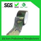 熱い溶解のスキッド抵抗力がある表面が付いているカムフラージュによって印刷される布ダクトテープ
