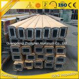 L'espulsione di alluminio rotonda della fabbrica di alluminio di Foshan profila il radiatore del dissipatore di calore