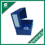 Diseño de empaquetado de la caja de embalaje del cartón que expide