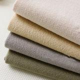 Tessuto di cotone spiegazzato lavato solido