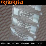 Étiquette Eau-Rapide de collant d'IDENTIFICATION RF de fréquence ultra-haute