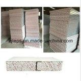 El panel de emparedado ampliado EPS de la espuma de poliestireno del acero del color con el alto fuego clasificado