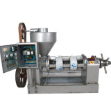 Aceite vegetal de Yzyx90wk Guangxin que hace el equipo con el calentador