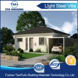 2 침실을%s 가진 모듈 디자인 빛 계기 강철 조립식 집