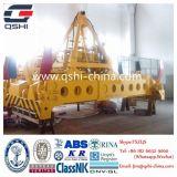 40 pieds d'écarteur télescopique hydraulique de conteneur pour l'usage gauche