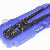 Outil à sertir de main pour la pipe multicouche avec du Th appuyant des maxillaires