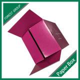 Plegable embalaje reciclable Caja de cartón para el envío de la Caja Principal